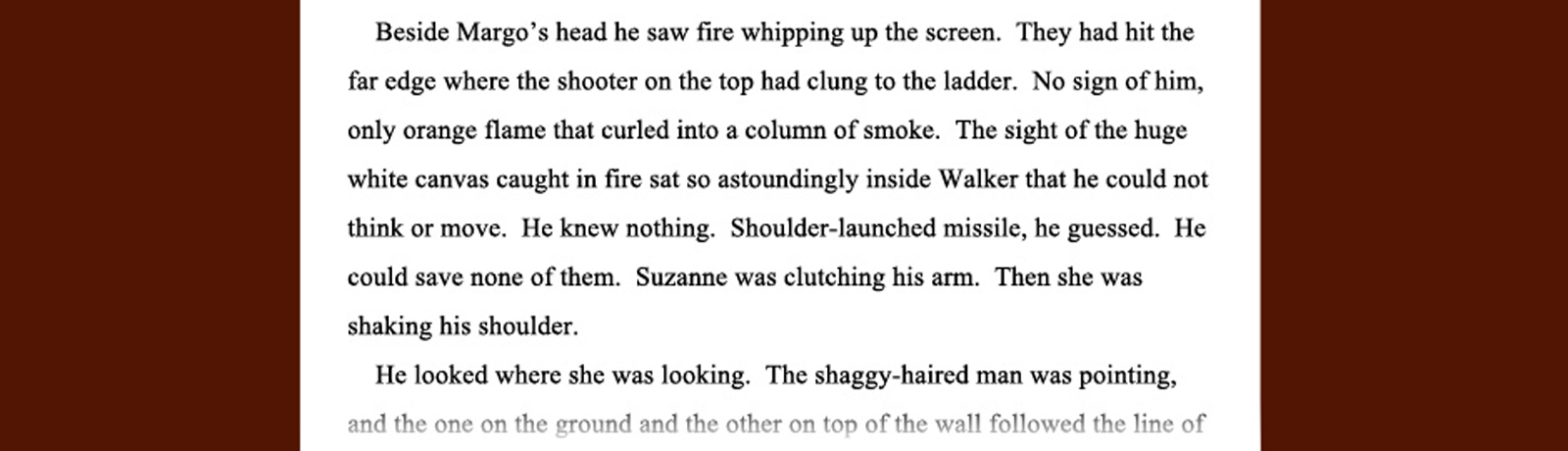 Ring of Stars excerpt